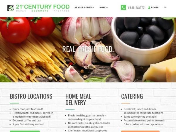 21stcenturyfood.com