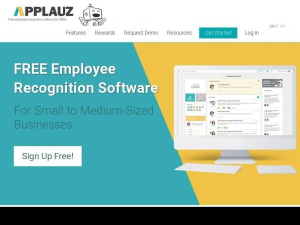 applauzrecognition.com