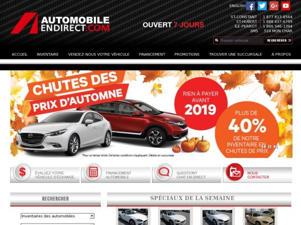 automobileendirect.com