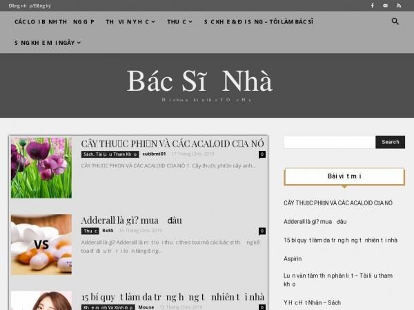 bacsionha.com