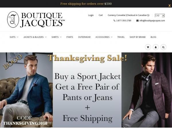 boutiquejacques.com