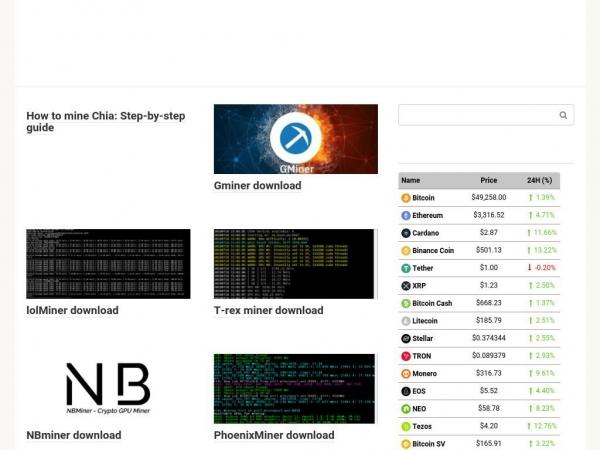 cryptocurrency-miner.se