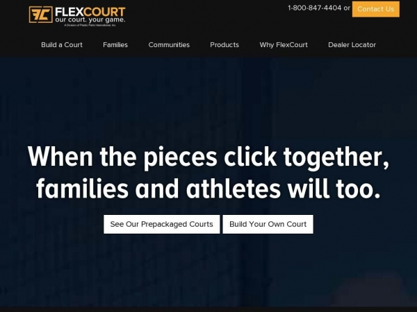 flexcourt.com
