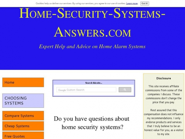 home-security-systems-answers.com