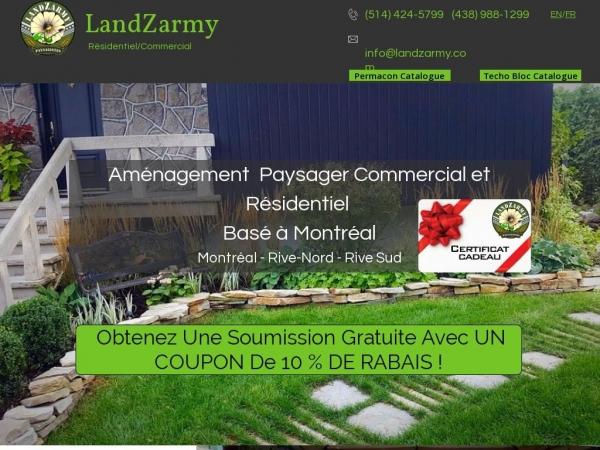 landzarmy.com
