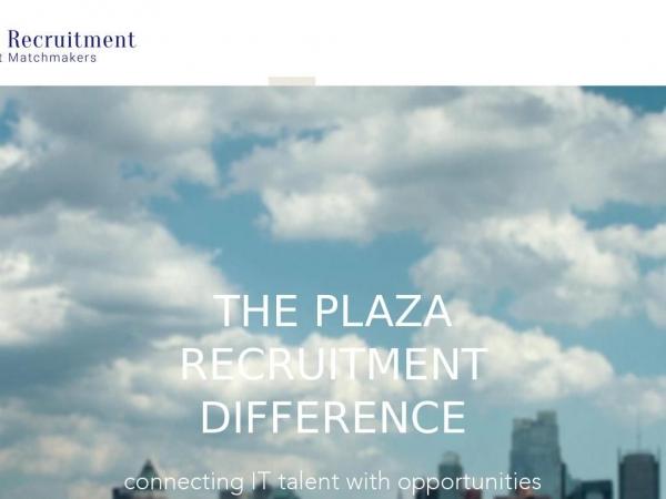 plazarecruitment.com