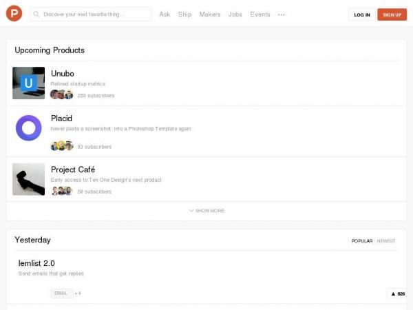 producthunt.com