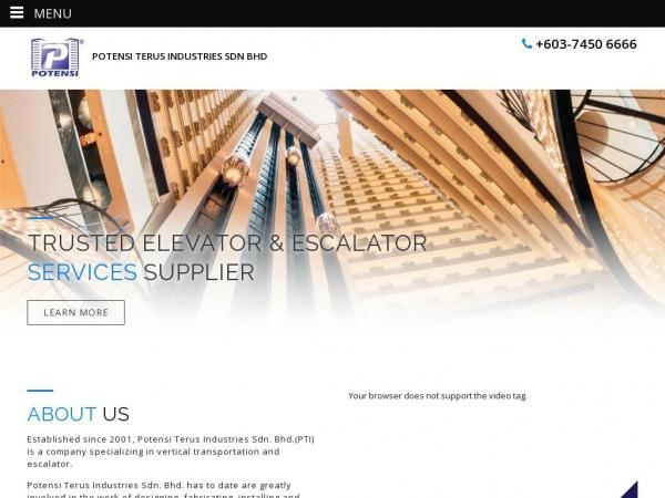 pti-elevator.com
