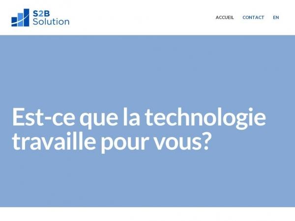 s2bsolution.com