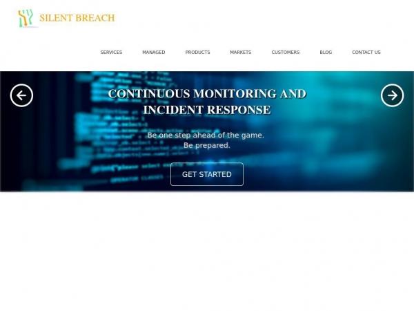 silentbreach.com