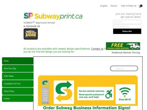 subwayprint.ca