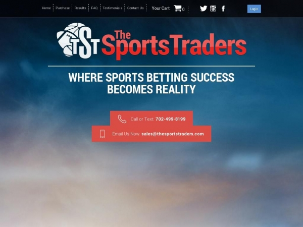 thesportstraders.com