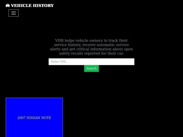vehiclehistory.pro